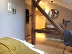 Doppelzimmer 4, VILLA WEISS, Hotel mit Musikworkshops