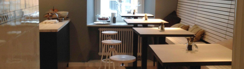 Bistroküche, VILLA WEISS, Hotel mit Musikkursen