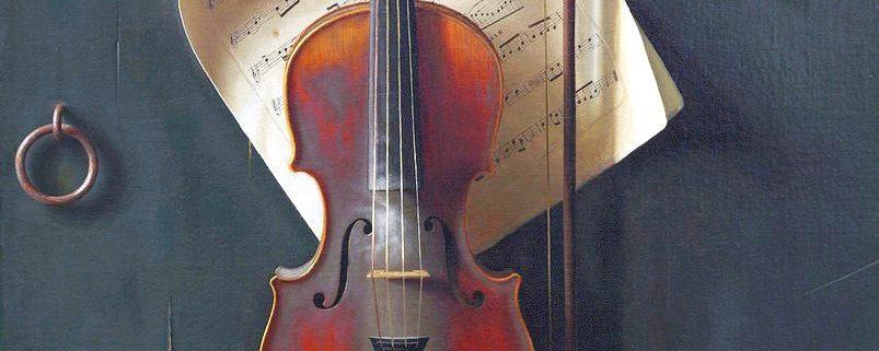 Achtung nur für Streicher! Kammermusik plus Feldenkrais in der VILLA WEISS
