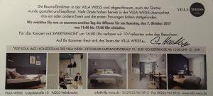 VILLA WEISS Hotel Garni Helmbrechts