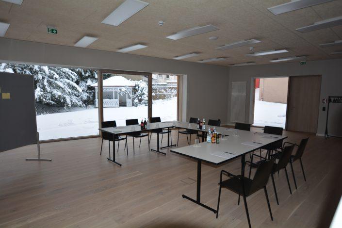 CF Weiss Seminarraum