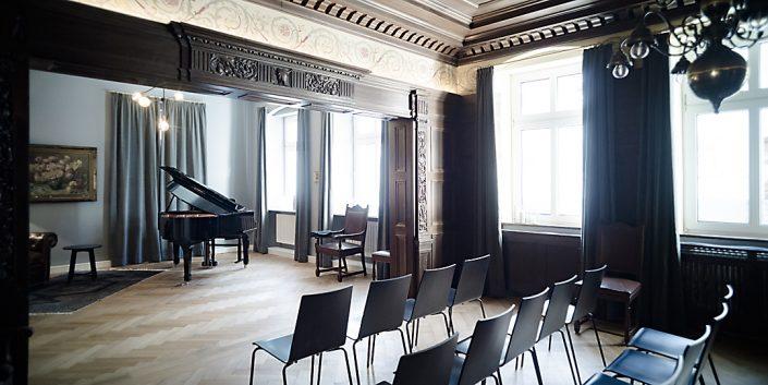 Hotel Villa Weiss Konzertsaal