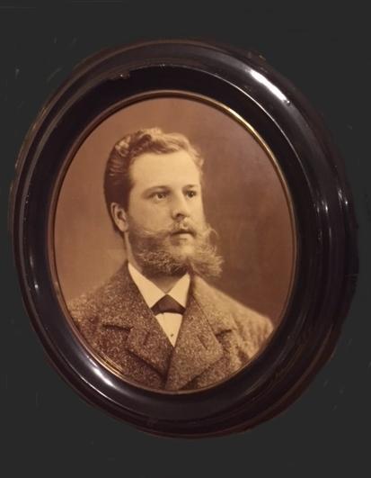 Gustav Weiss, Sohn von Eugen Weiss