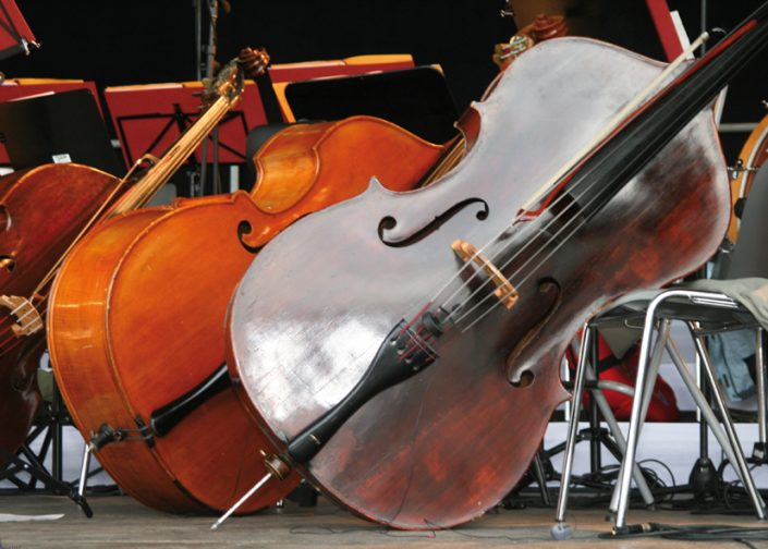 Kurse für Streicher in der VILLA WEISS,Foto: flickr.com 4052116207_2b5e93d95d_o
