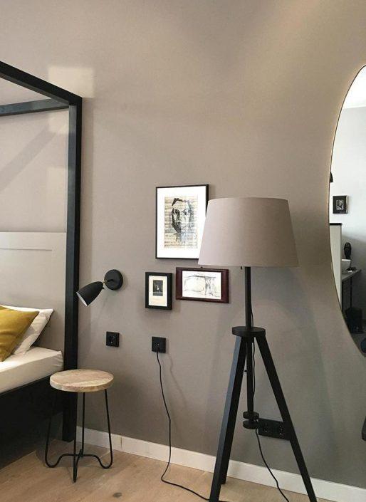 individuelle Gestaltung in jedem Zimmer der VILLA WEISS, Hotel mit Musik in Helmbrechts