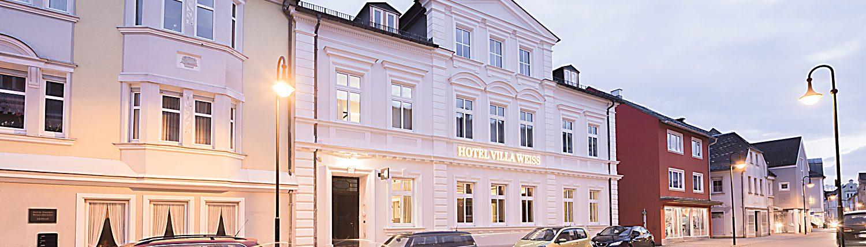 Villa Weiss Helmbrechts Fassade